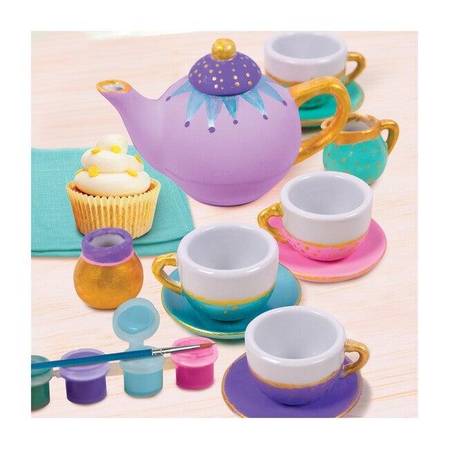 Paint Your Own Tea Party Set