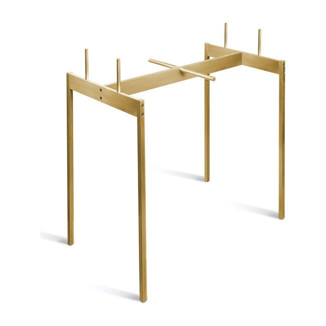 Bassinet Stand, Brass