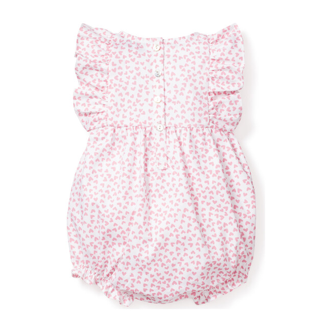 Infant Ruffled Romper, Sweethearts