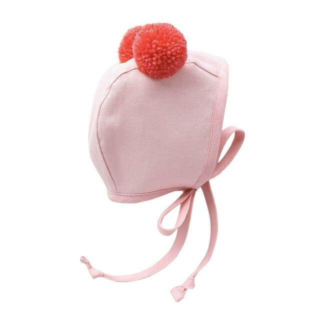 Strawberry Shortcake Double Pom Bonnet