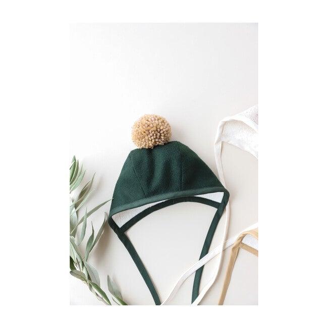 Balsam Sherpa-Lined Pom Bonnet
