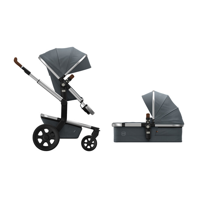Day3 Complete Set, Gorgeous Grey - Single Strollers - 1