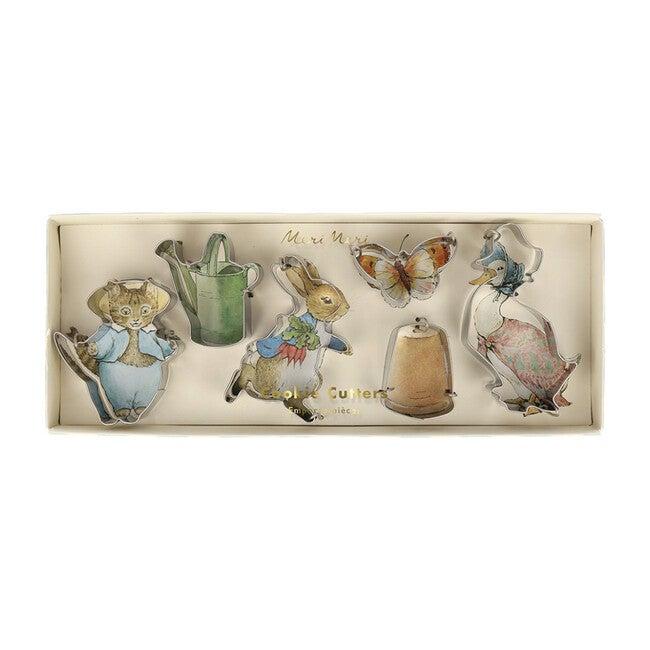 Peter Rabbit & Friends Mini Cookie Cutters