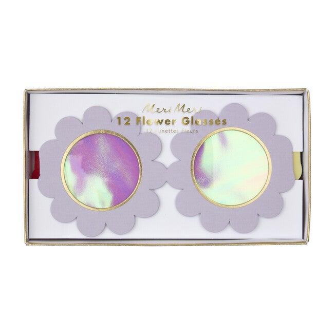 Flower Wearable Glasses