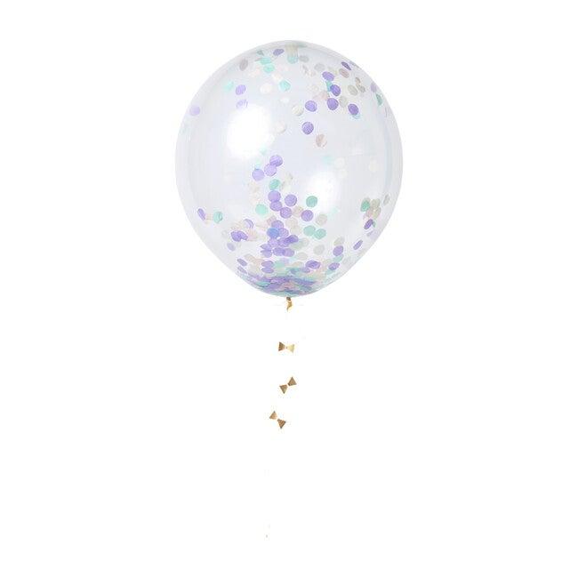 Pastel Confetti Balloon Kit
