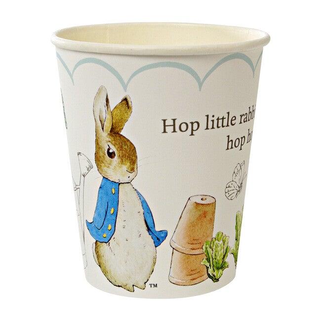 Peter Rabbit Scallop Cups