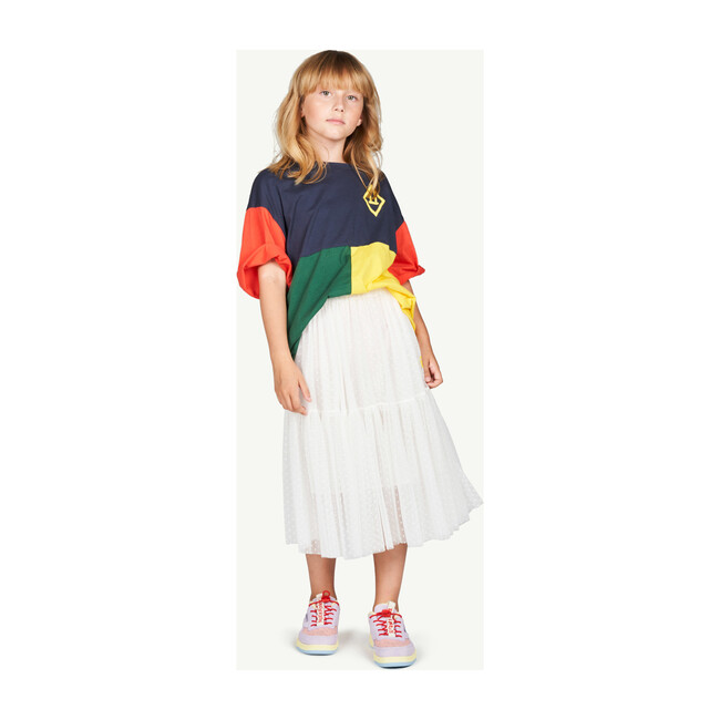 Sparrow Skirt, Raw White