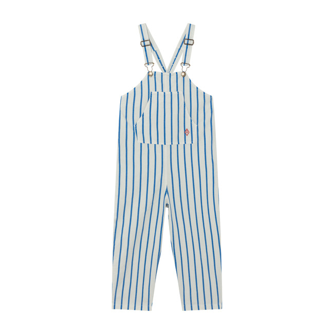 Mammoth Jumpsuit, White Stripes