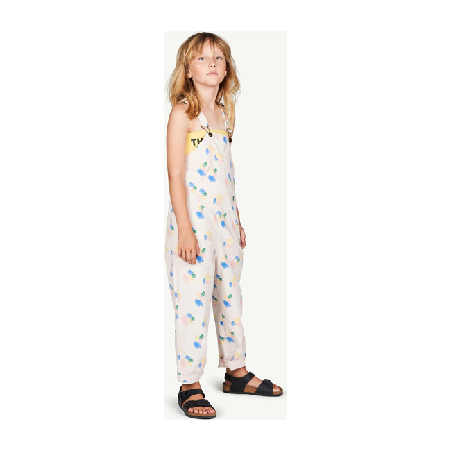 Mammoth Jumpsuit, Pink Strokes