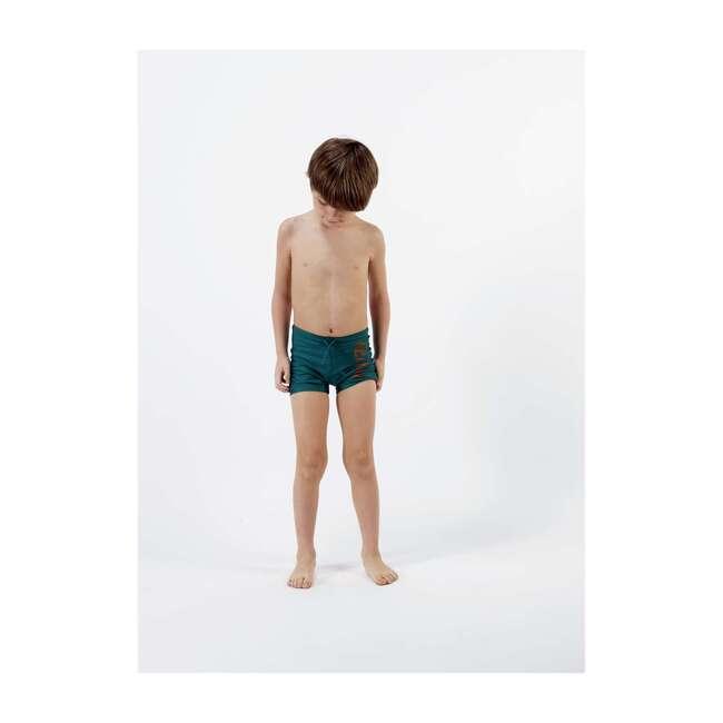 Carlos Swim Shorts, Anyway Green