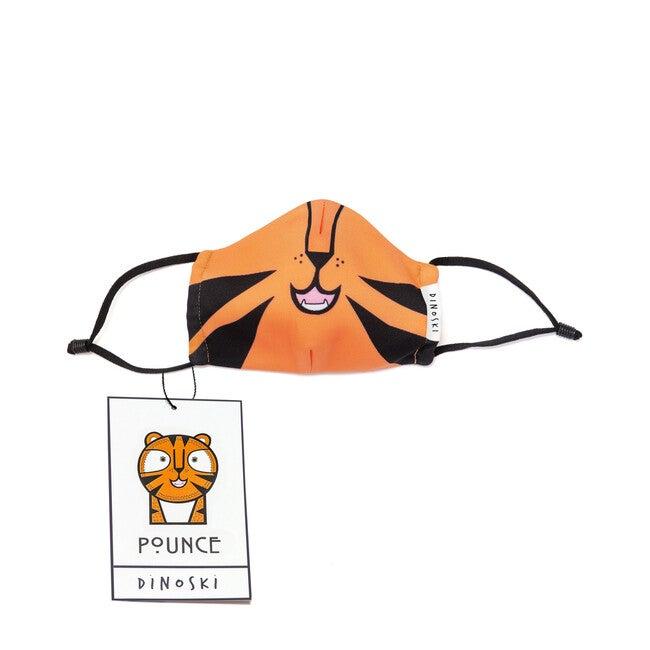 Pounce the Tiger Kids Face Mask - Face Masks - 1