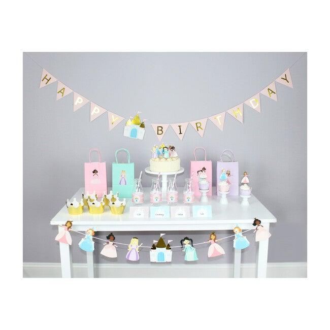 Pretty Princess Birthday Party Decoration Kit