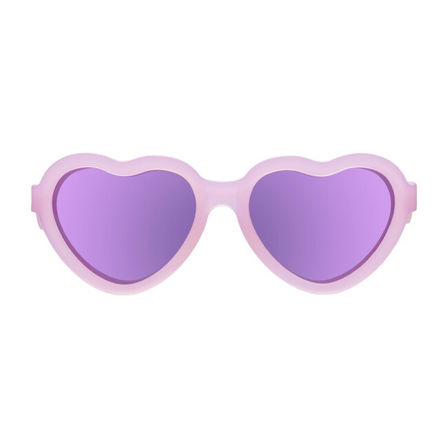 The Influencer Sunglasses, PinkPolarized