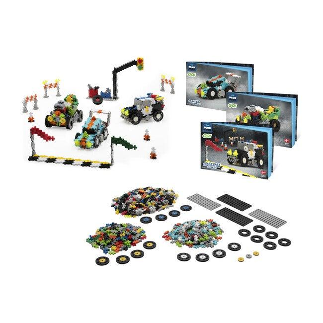 GO! Street Racing Super Set - STEM Toys - 1