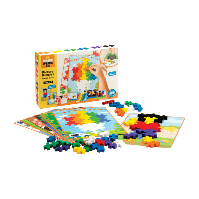 BIG Picture Puzzles, Basic - STEM Toys - 1