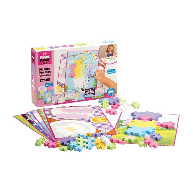 BIG Picture Puzzles, Pastel