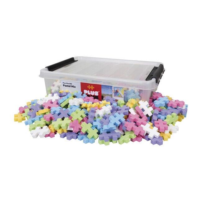 Big 200 Piece in Tub, Pastel - STEM Toys - 1