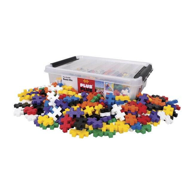 Big 200 Piece in Tub, Basic - STEM Toys - 1