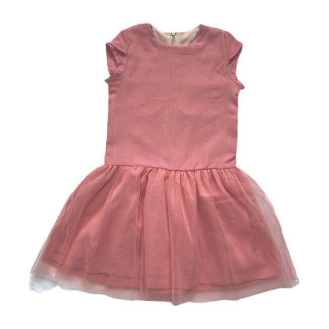 Duo Dress, Pink Tutu - Dresses - 1