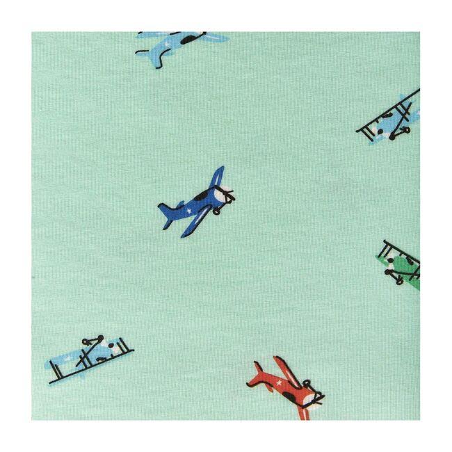 Vintage Airplanes Pajamas, Airplanes