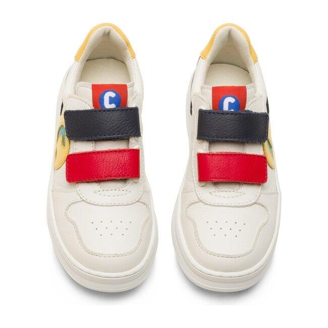 Runner Four Kids Sneakers, White Multicolor