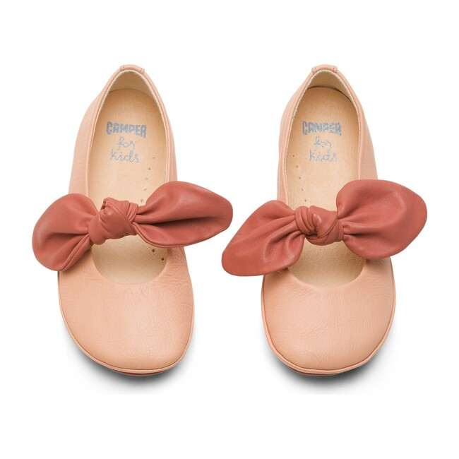 Right Kids Mary Janes, Pink & Blush