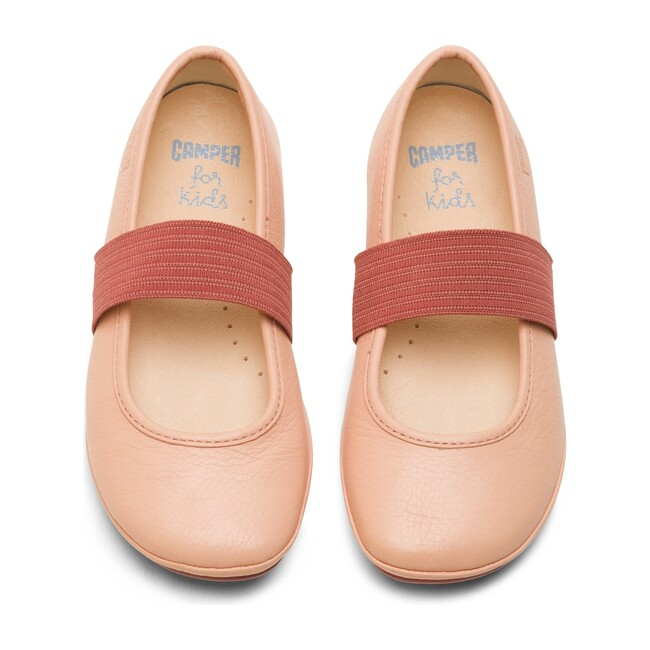 Right Kids Flats, Blush Pink