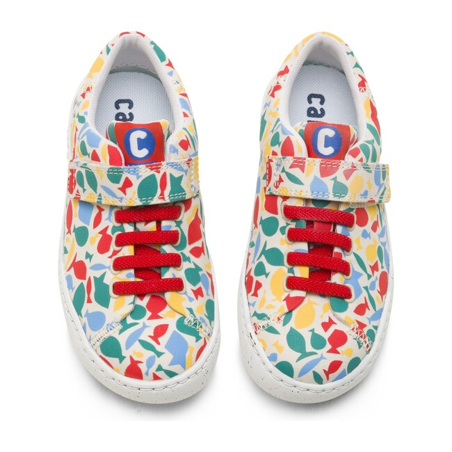 Peu Touring Kids Slip Ons, Multicolor