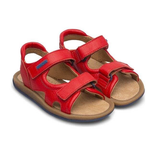 Bicho Kids Sandals, Red - Sandals - 1