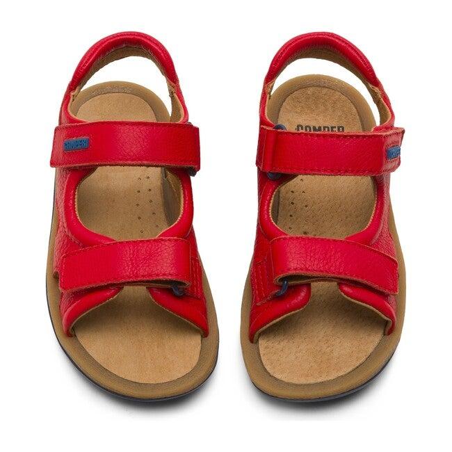 Bicho Kids Sandals, Red