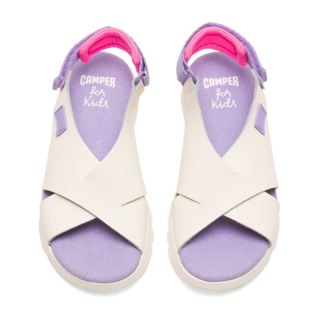 Oruga Sandal Kids Sandals, Beige