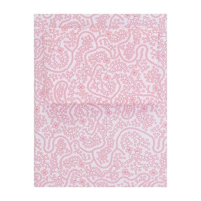 Sheet Set, Shelby Pink