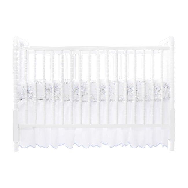 Crib Sheet, Truvy Lilac