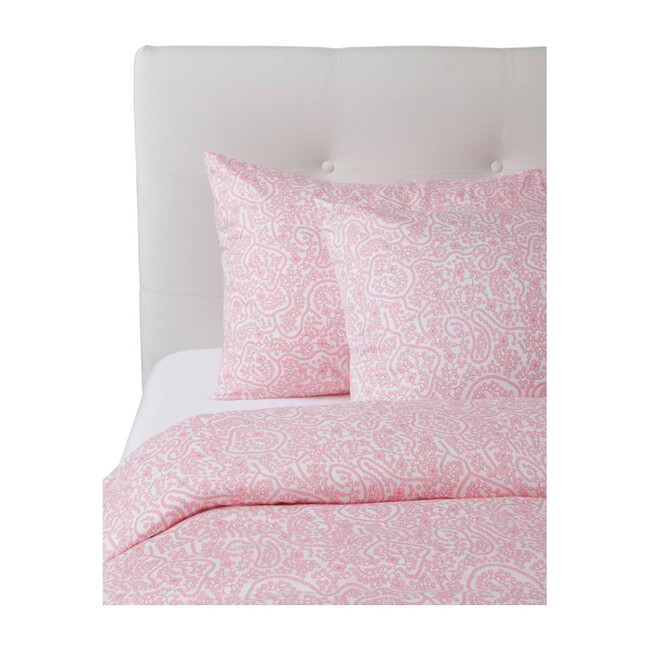 Duvet Cover, Shelby Pink
