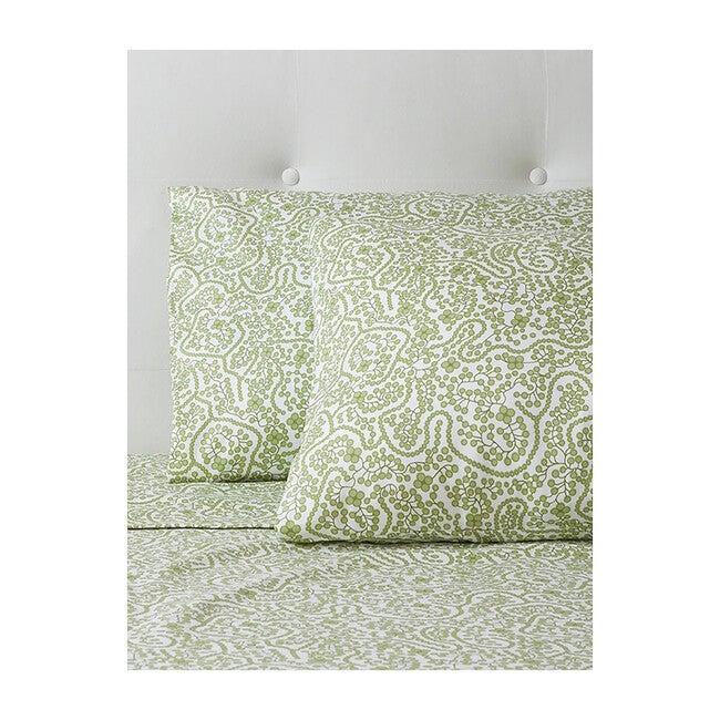 Sheet Set, Shelby Green