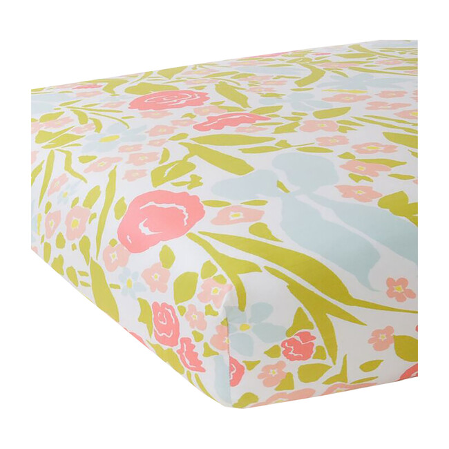 Crib Sheet, Jenny Coral