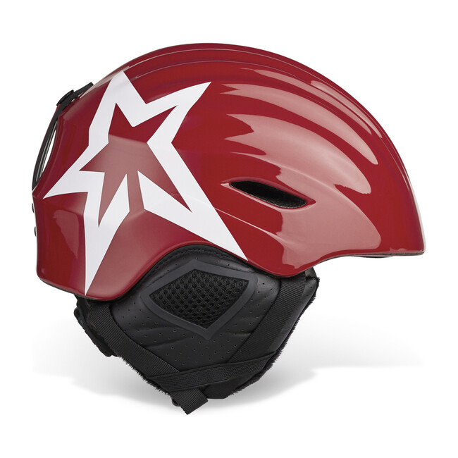 Mountain Misson Star Helmet C, Red - Helmets - 1