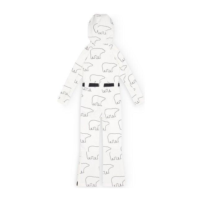 Kids Star Suit One Piece, Bear Print