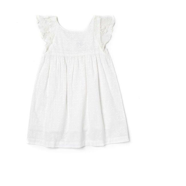 Hannah Dress, White