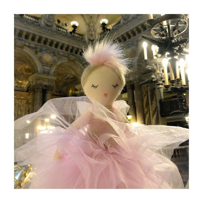 Nina Prima Ballerina, Pink