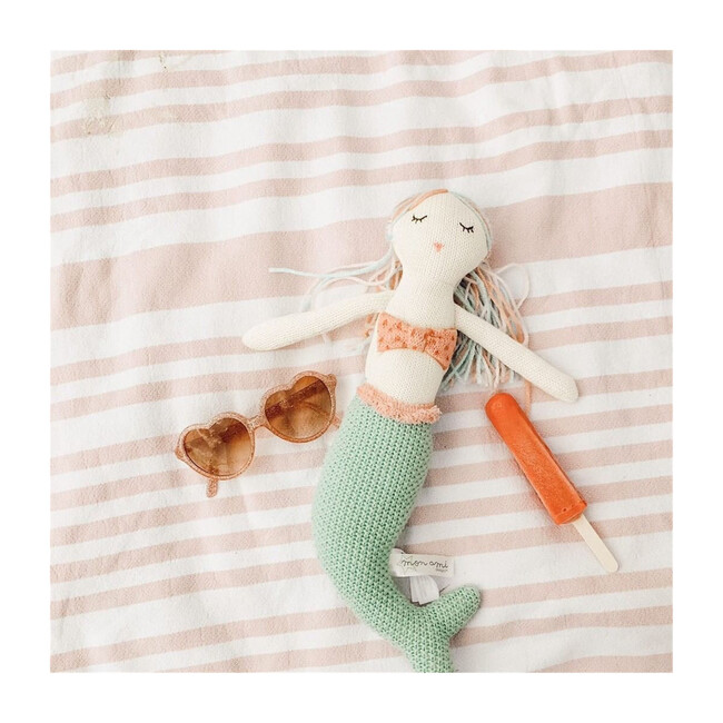 Mia Knit Mermaid Plush