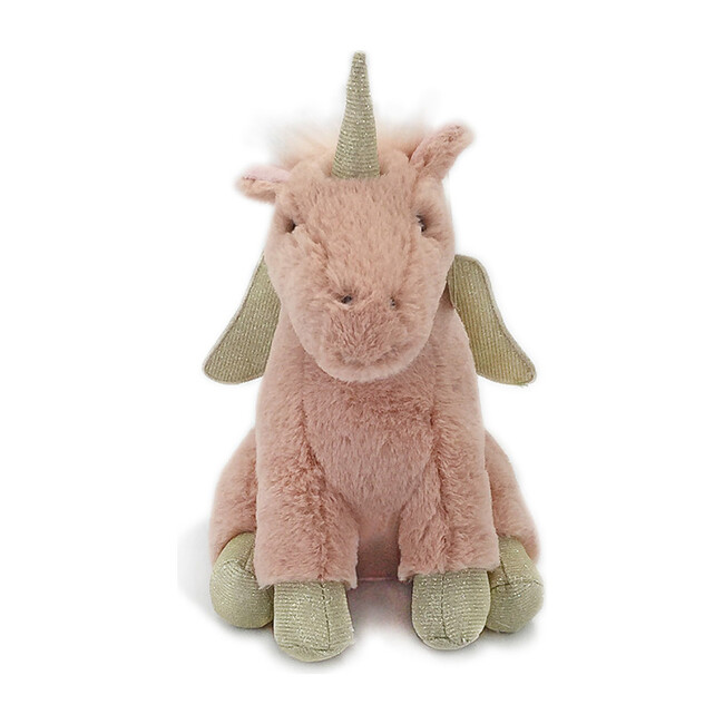 Uliana Plush Unicorn, Pink - Plush - 1