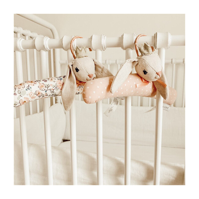 Princess Bunny Padded Hangers