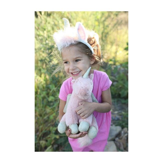 Uliana Plush Unicorn, Pink