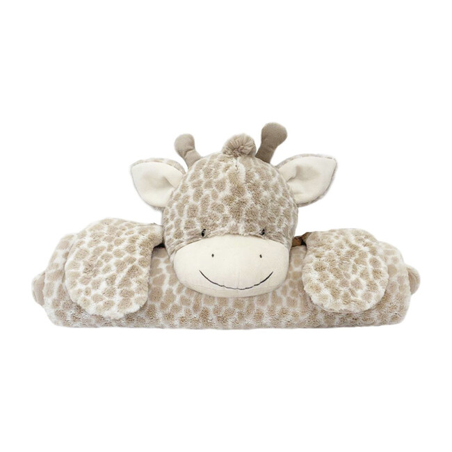 Gentry Giraffe Plush Play Mat