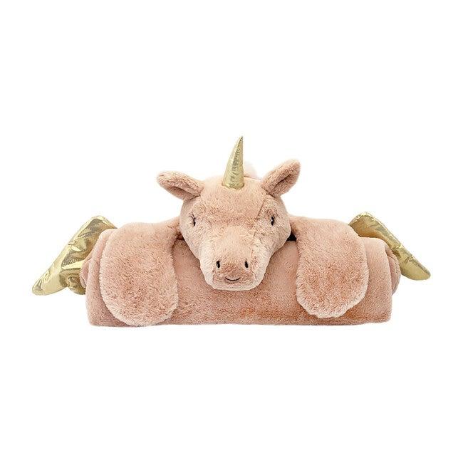 Uliana Unicorn Plush Play Mat