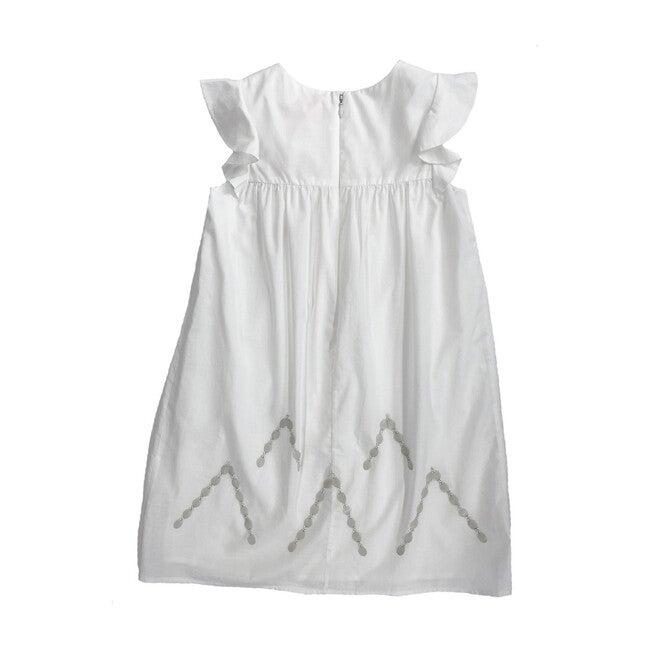 Farah Embroidered Dress