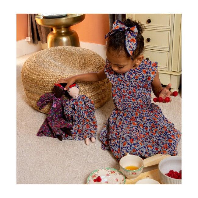 *Exclusive* Chota Iris Dress, Siesta Blueprint