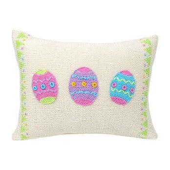 Easter Egg Pillow
