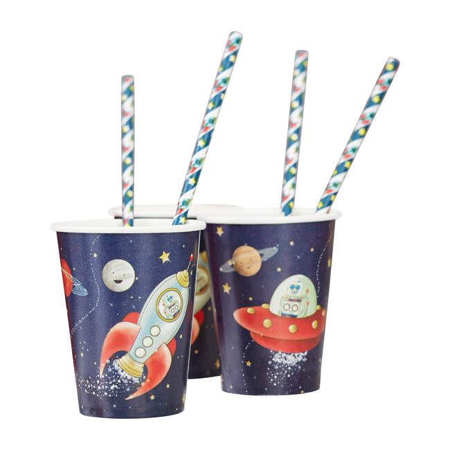 Space Adventure Cups